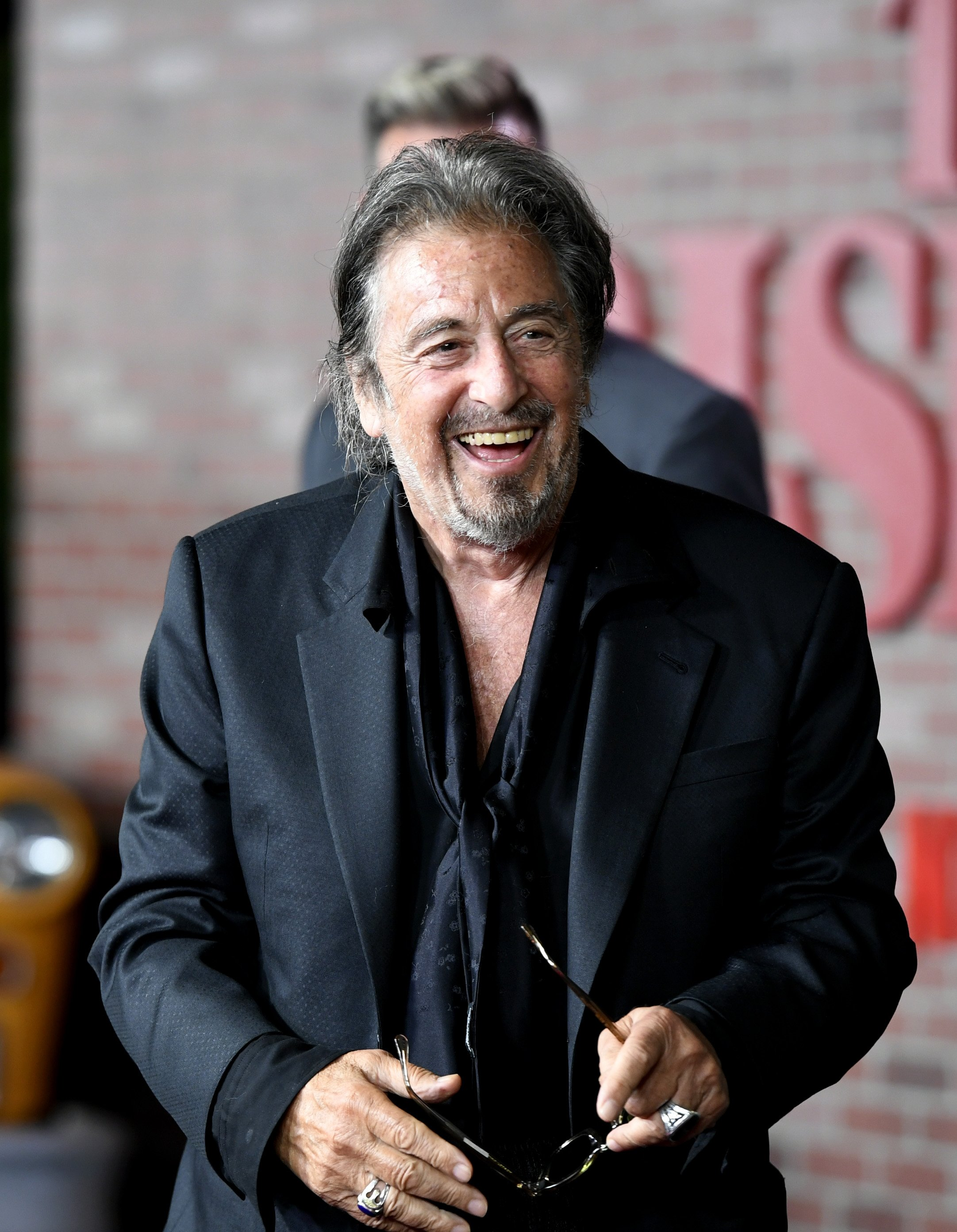 """Al Pacino attends the Premiere Of Netflix's """"The Irishman"""" at TCL Chinese Theatre on October 24, 2019, in Hollywood, California. 