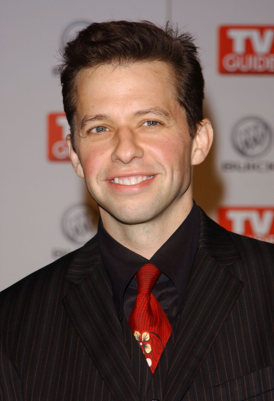 Jon Cryer arrives at the first TV Guide Primetime Emmy Party. | Source: Getty Images