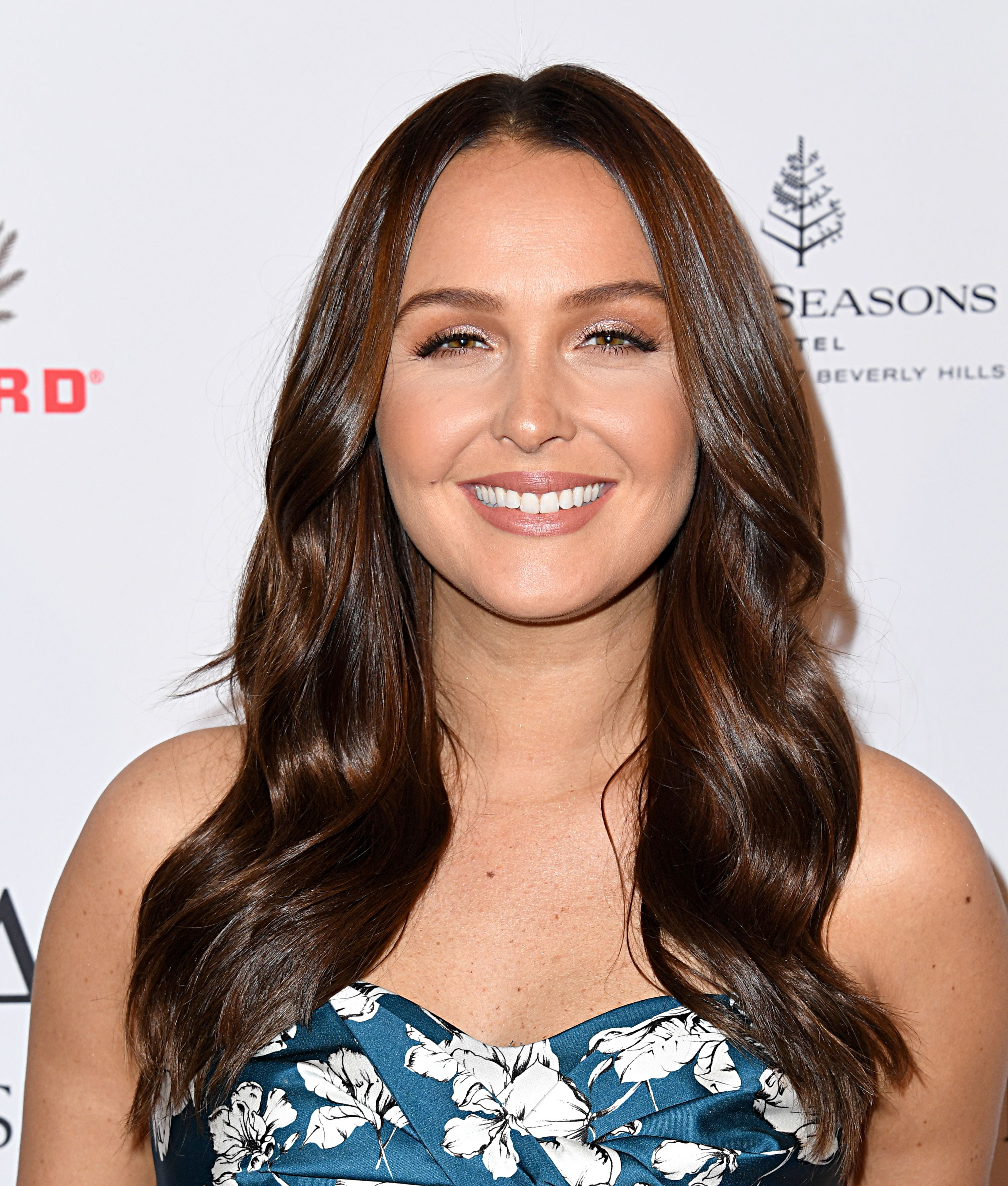 Camilla Luddington at the BAFTA Los Angeles Tea Party at Four Seasons Hotel in Beverly Hills on January 04, 2020 | Photo: Getty Images