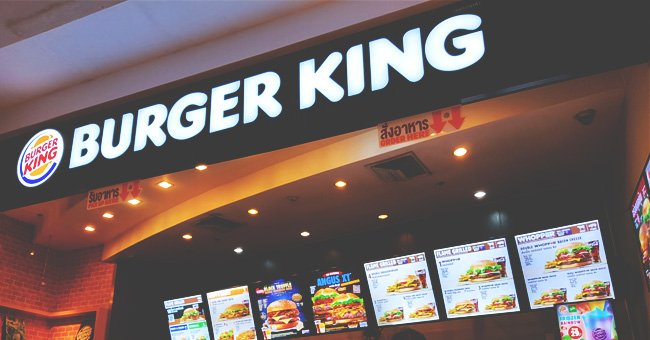 Local de Burger King. | Foto: Shutterstock.