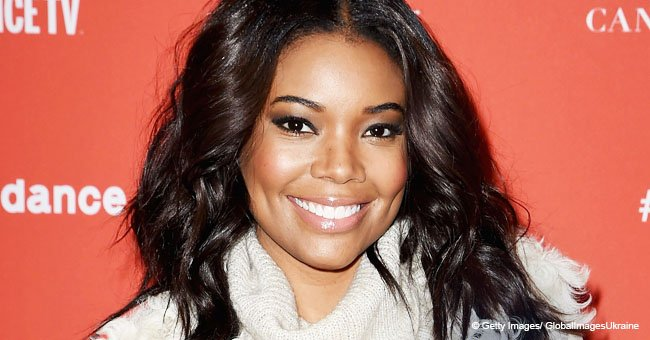 Gabrielle Union's 3-Month-Old 'Shady Baby' Steals Hearts, Frowning & Looking Serious in New Photo