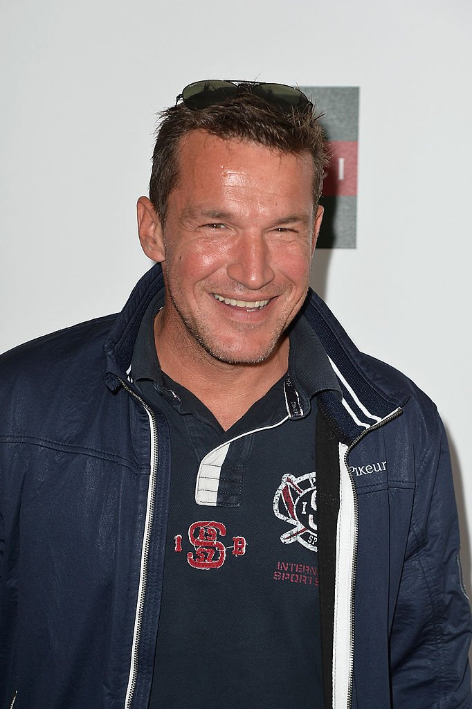 Le chroniqueur Benjamin Castaldi, le 6 juillet 2014, France.| Photo : Getty Images