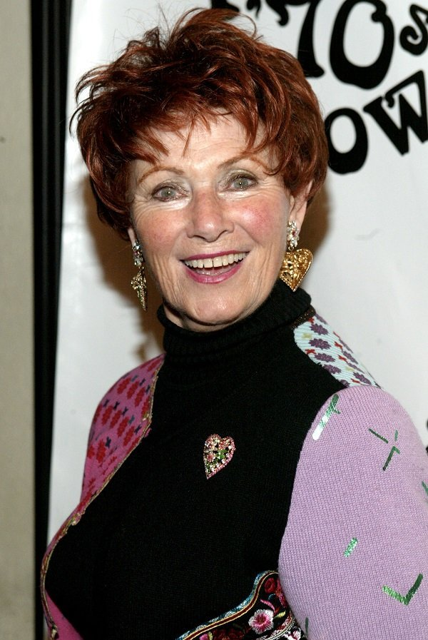 Marion Ross on April 10, 2002 in Los Angeles, California | Source: Getty Images