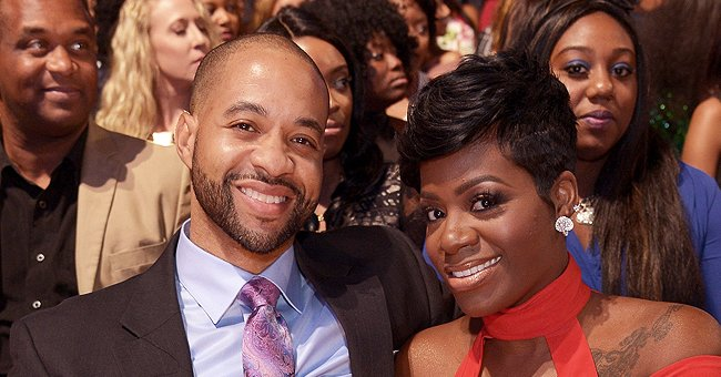 Fantasia Barrino Shows Her Baby Daughter Keziah in a Pink Floral Outfit during Her First Time at Church