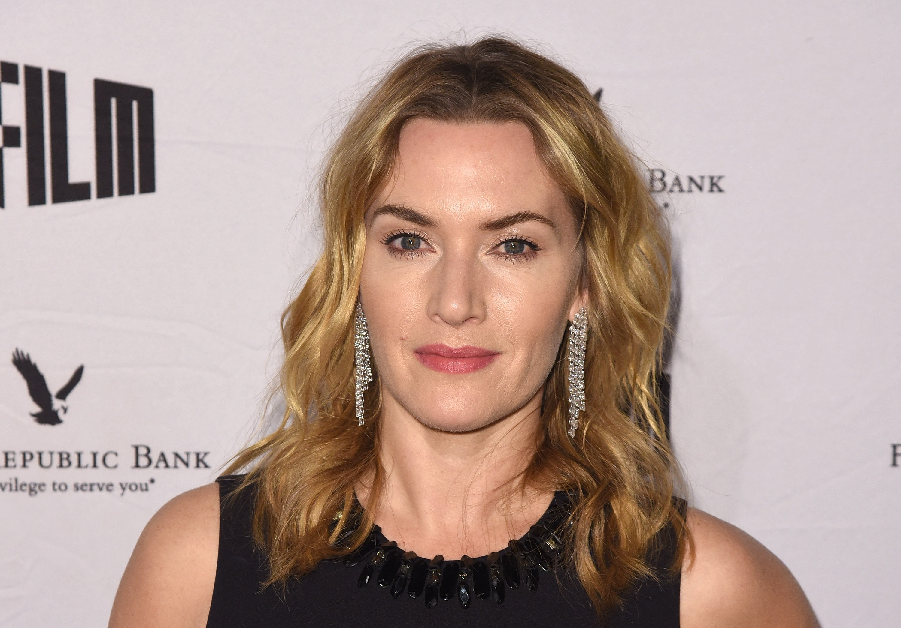 Kate Winslet,  5. Dezember 2017, Palace of Fine Arts Theatre in San Francisco, Kalifornien | Quelle: C Flanigan/Getty Images
