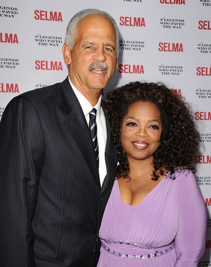 Oprah Winfrey and Stedman Graham at Bacara Resort on December 6, 2014 in Goleta, California | Source: Getty Images/Global Images Ukraine