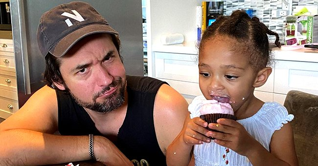 Serena Williams' Daughter Olympia Ohanian Reacts to Kids Playing with Qai Qai Dolls