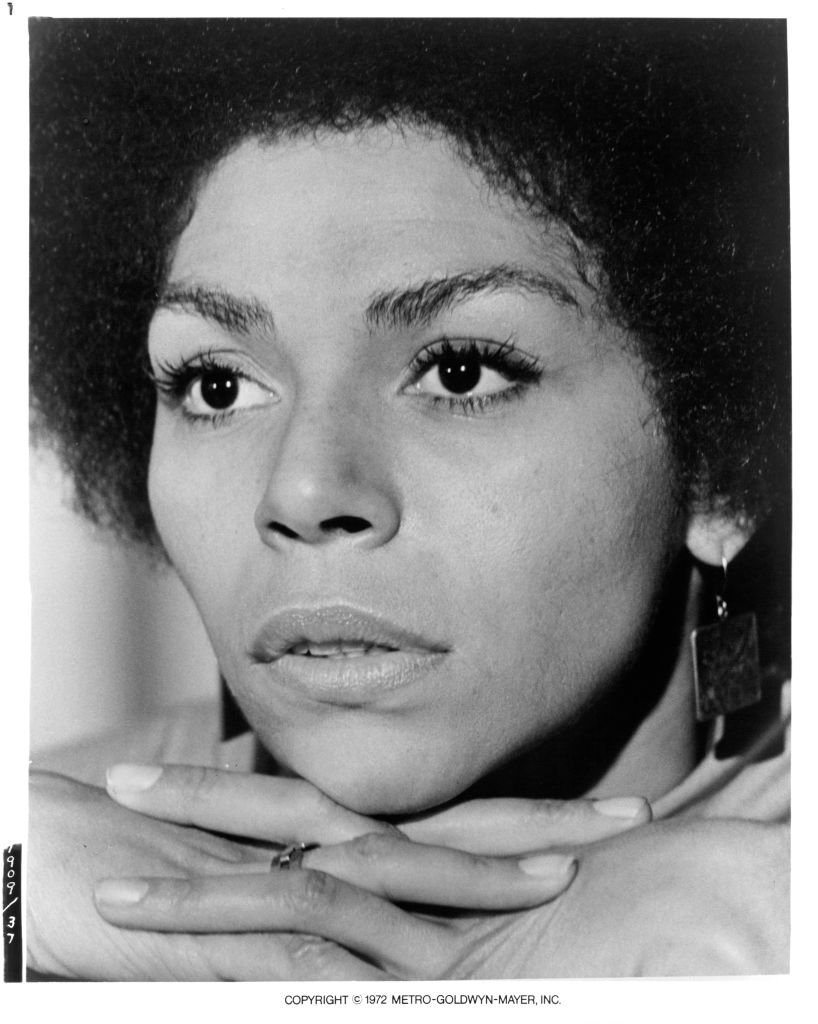 Rosalind Cash in a scene from the film 'Melinda', 1972. | Photo: Getty Images