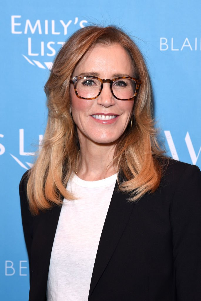Felicity Huffman attends Raising Our Voices: Supporting More Women in Hollywood & Politics at Four Seasons Hotel Los Angeles in Beverly Hills | Photo: Getty Images