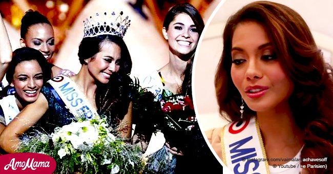 """Miss France Vaimalama Chaves confrontée à des problèmes de santé en raison d'une """"perte de poids trop rapide"""""""