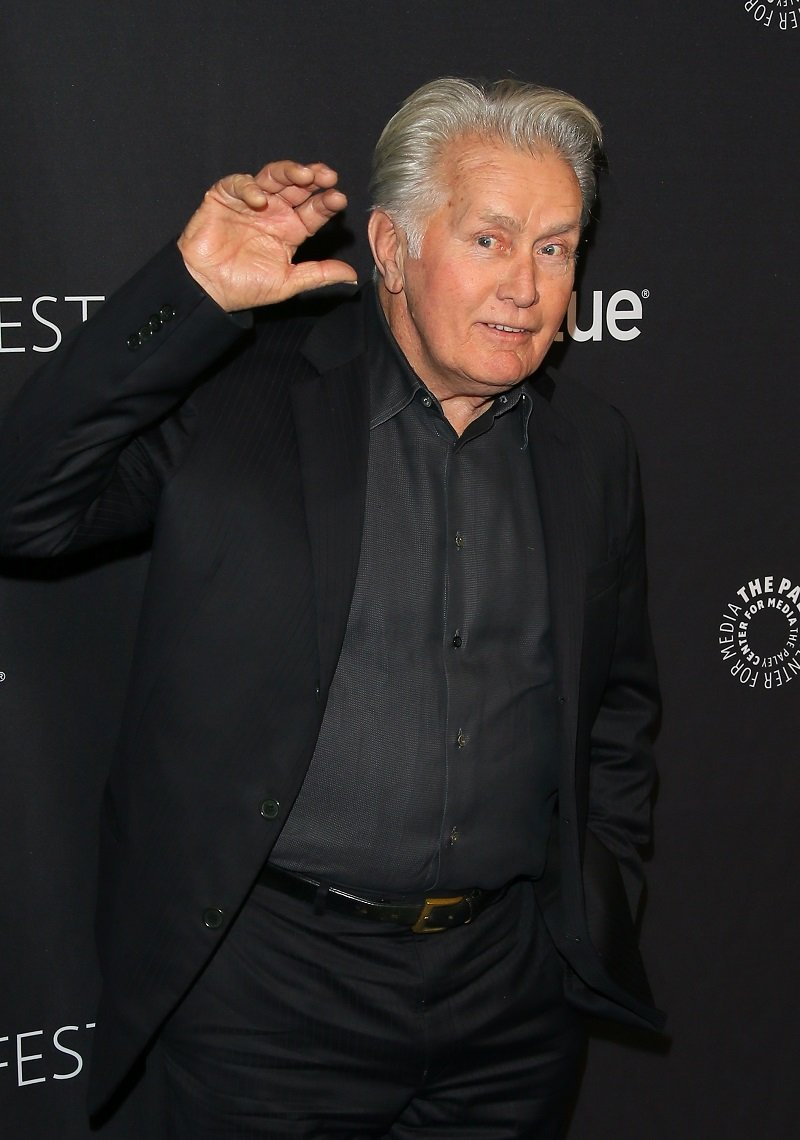 Martin Sheen on March 16, 2019 in Los Angeles, California | Photo: Getty Images