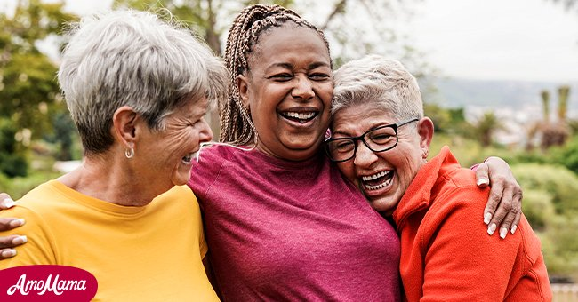 Daily Joke: There Was a Group of Elderly Women Gathered at a Seminar