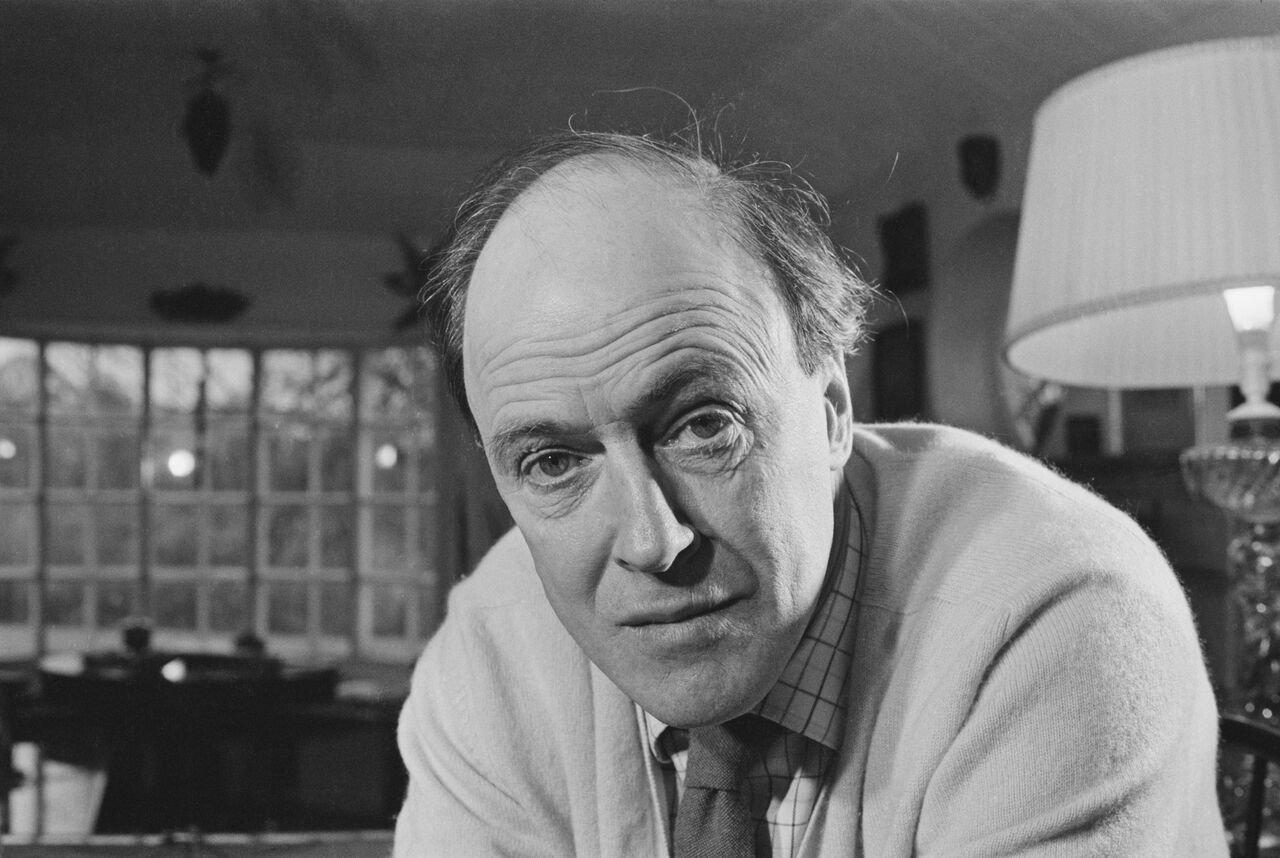A portrait of Roald Dahl. | Source: Getty Images