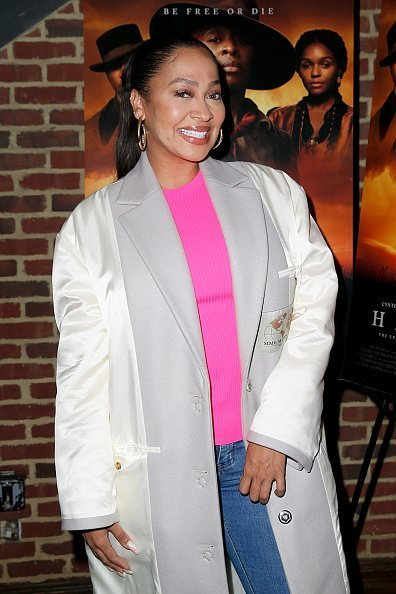 "La La Anthony at the ""Harriet"" New York Screening on October 24, 2019 