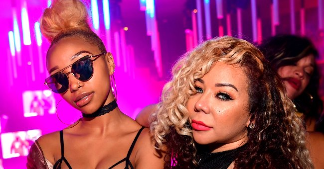 Zonnique Pullins Graces the Front Cover of Afrostyle Magazine — Check Out Proud Mom Tiny Harris' Reaction