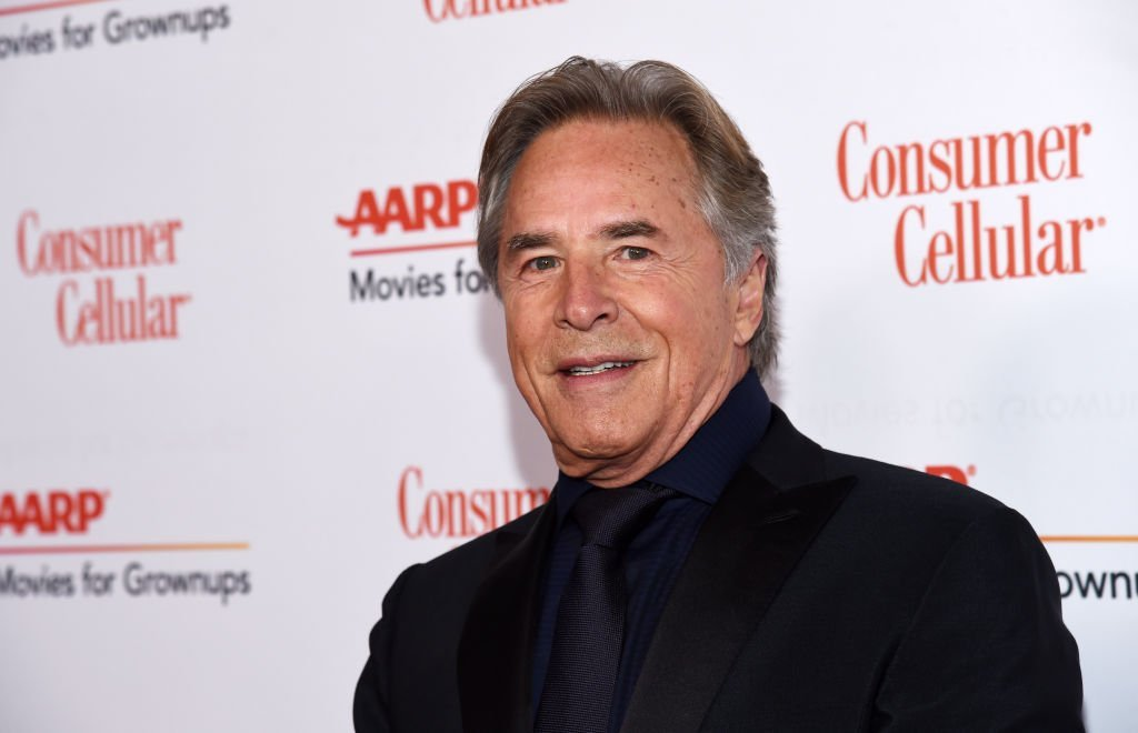 Don Johnson arrives at AARP The Magazine's 19th Annual Movies For Grownups Awards at the Beverly Wilshire, A Four Seasons Hotel on January 11, 2020. | Photo: Getty Images