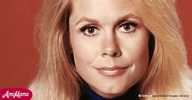 'Bewitched' star Elizabeth Montgomery's 'other' private life is exposed in a tell-all book