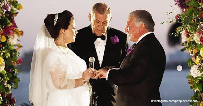 CNN' Contributor Ana Navarro Marries Republican Lobbyist Al Cardenas in Romantic Miami Ceremony