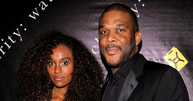 Tyler Perry's Longtime Partner Gelila Bekele Stuns with Her Natural Beauty in Green Dress in Photo