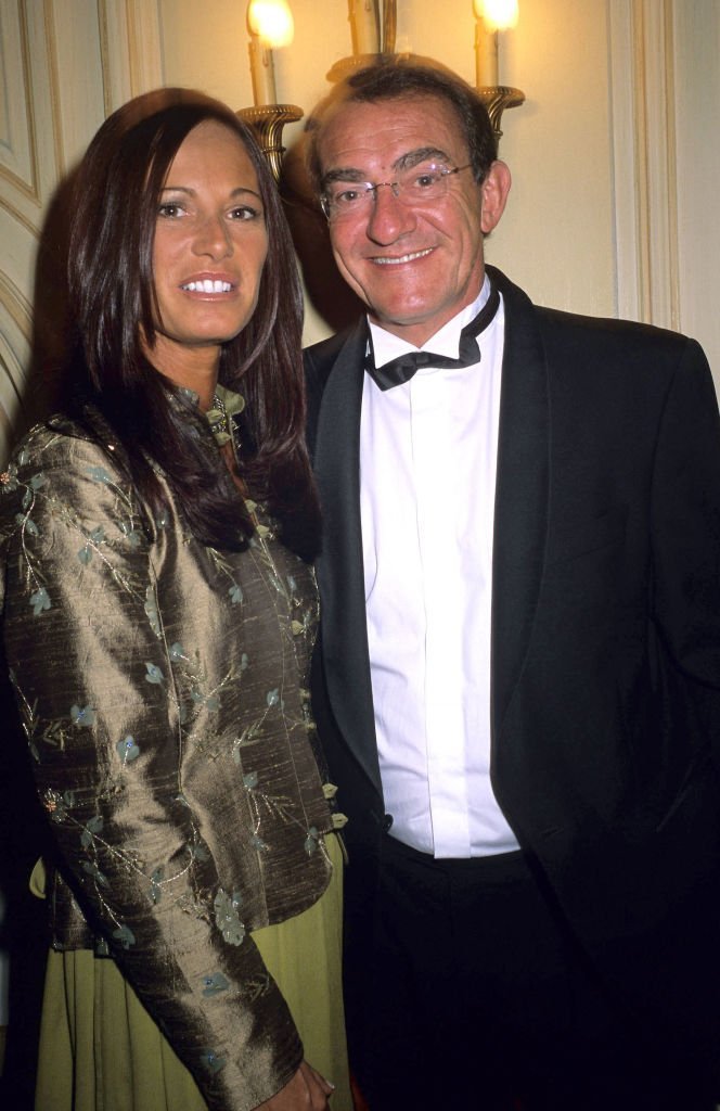 Jean-Pierre Pernaut et Nathalie Marquay | photo : Getty Images