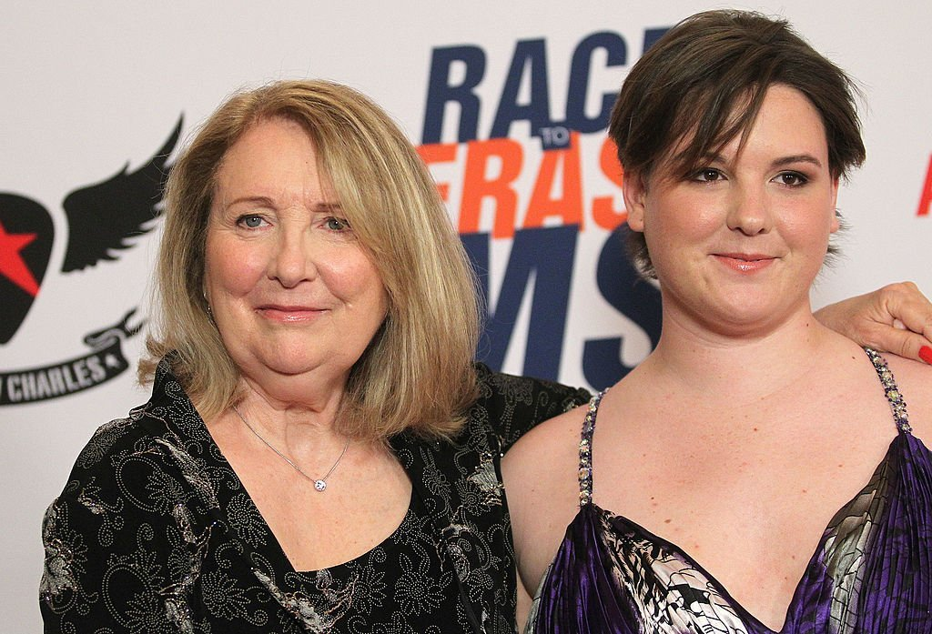 "Teri Garr and daughter Molly O'Neill at the 19th Annual Race To Erase MS - ""Glam Rock To Erase MS"" event on May 18, 2012 