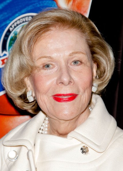 Nancy Olson attends the 'Dumbbells' Los Angeles premiere at SupperClub Los Angeles on January 7, 2014 in Los Angeles, California | Photo: Getty Images