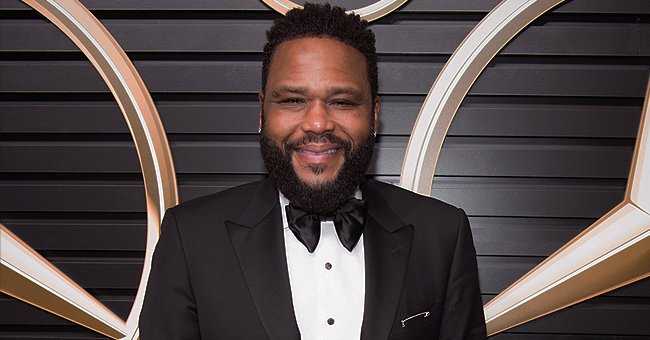 Anthony Anderson of 'Black-ish' Honors Wife Alvina, Mom Doris and Grandma on Mother's Day (Photos)
