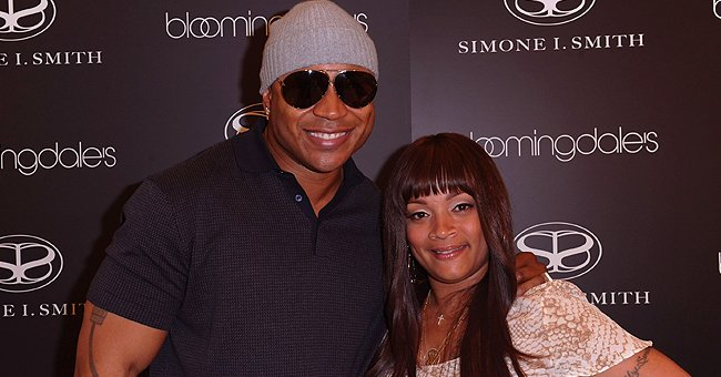 LL Cool J and Wife Simone Smith Dress like Royals with Their 4 Kids in a Throwback Photo