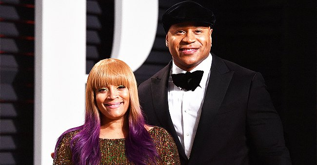 LL Cool J's Wife Poses in Photo Shoot in a Black Outfit & Military Boots — See Fan Reactions