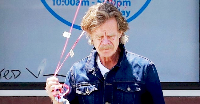 Felicity Huffman's Husband William H Macy Spotted Buying Balloons for Daughter's Graduation Amid Bribery Case