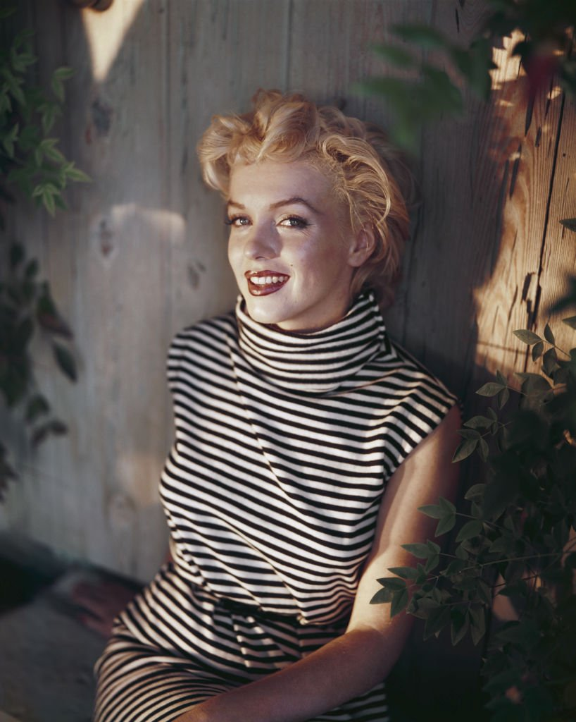 La actriz americana Marilyn Monroe.| Foto: Getty Images