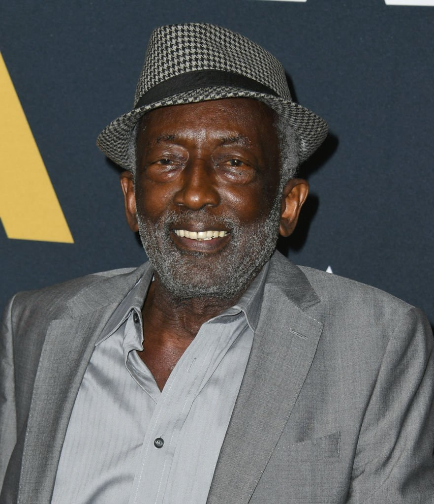 "Garrett Morris attends the Academy Of Motion Picture Arts And Sciences Pays Tribute To Director Michael Schultz With ""Cooley High"" Screening at AMPAS Samuel Goldwyn Theater 