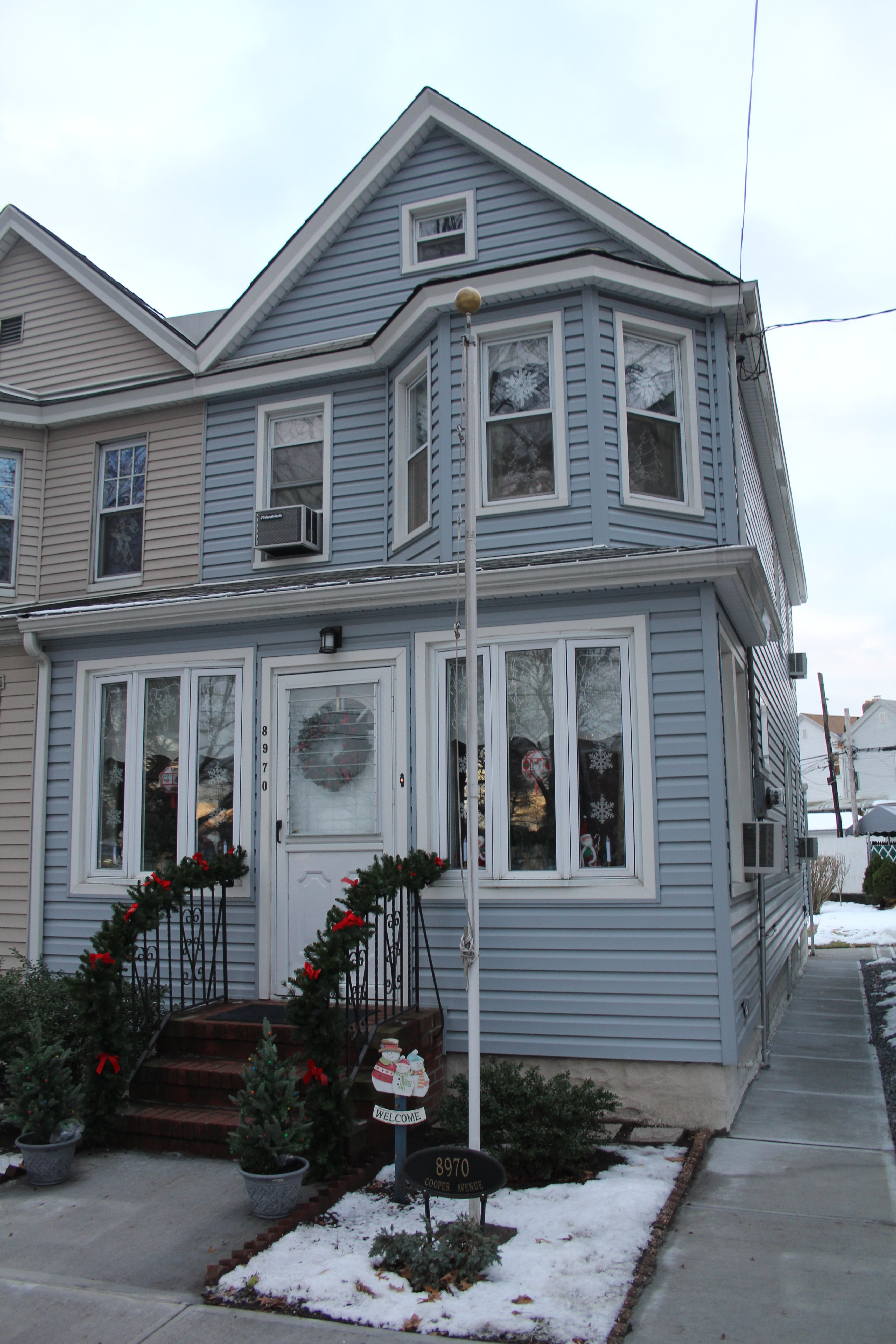 Archie Bunker's house situated at the fictitious address, 704 Hauser Street. | Source: Wikimedia Commons.