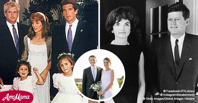 John and Jacqueline Kennedy's granddaughter has grown up into a beautiful and intelligent woman