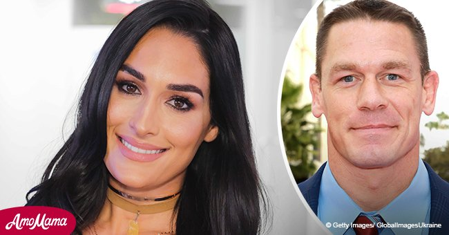 Nikki Bella reportedly spills the beans on what she and John Cena need to reconcile