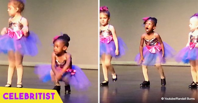 Little girl steals the show dancing like no one is watching in adorable video