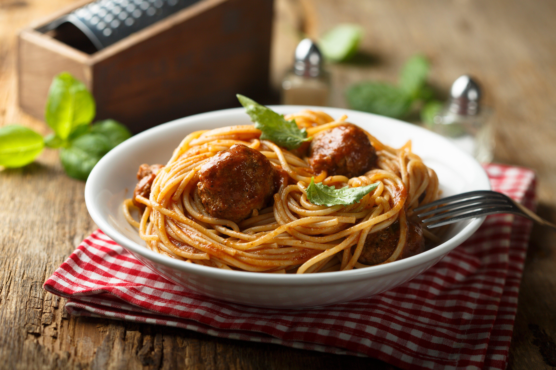 Turkey meatball pasta | Photo: Shutterstock