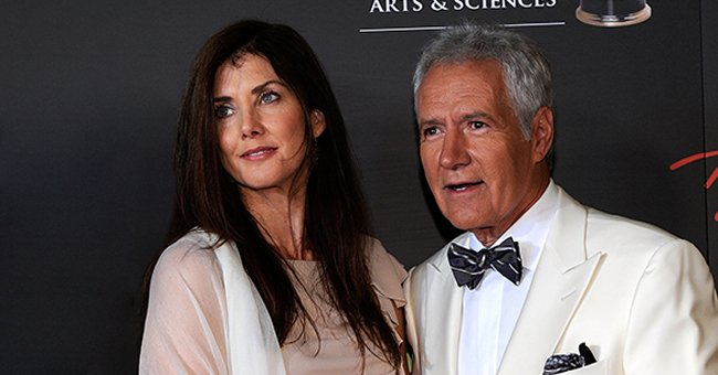 The Blast: 'Jeopardy!' Host Alex Trebek Was Cremated & Wife Jean Will Keep His Ashes at Home