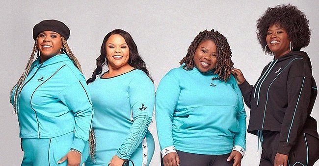See Tamela Mann's Slimmer Curves as She Poses in Matching Outfits with Her Beautiful Daughters