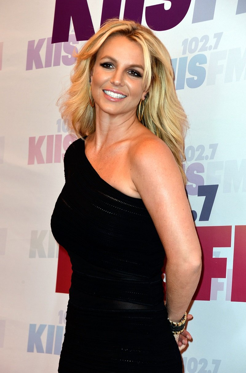Britney Spears on May 11, 2013 in Carson, California   Photo: Getty Images