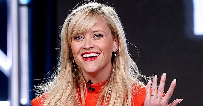 Reese Witherspoon from 'Morning Show' Shared Pics of Long Nature Walk with Her Family for 44th Birthday Celebration