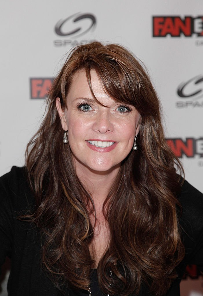 L'actrice de Star Gate Amanda Tapping. I Image: Getty Images.