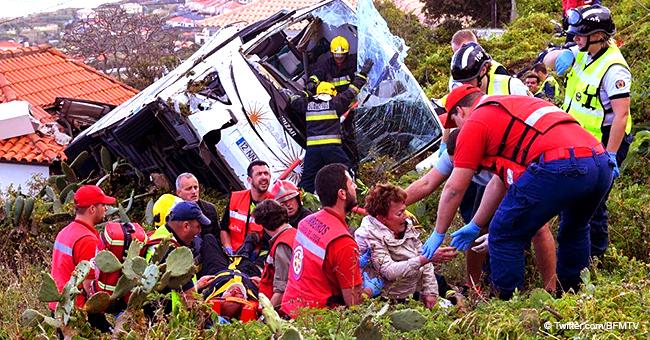 Madère : Un bus a fait une sortie de route qui a causé la mort de 29 touristes