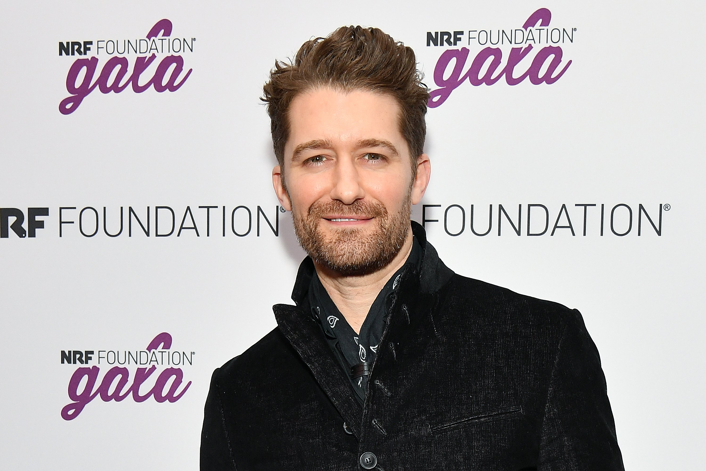 Matthew Morrison attends the 5th Annual NRF Foundation Gala at the Sheraton New York Times Square on January 13, 2019 in New York City | Photo: Getty Images