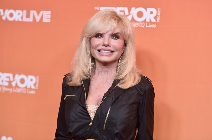 Loni Anderson I Image: Getty Images