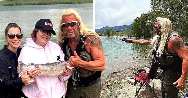 Duane 'Dog' Chapman Goes Fishing with Daughter Lyssa Who Defended Him after His Engagement