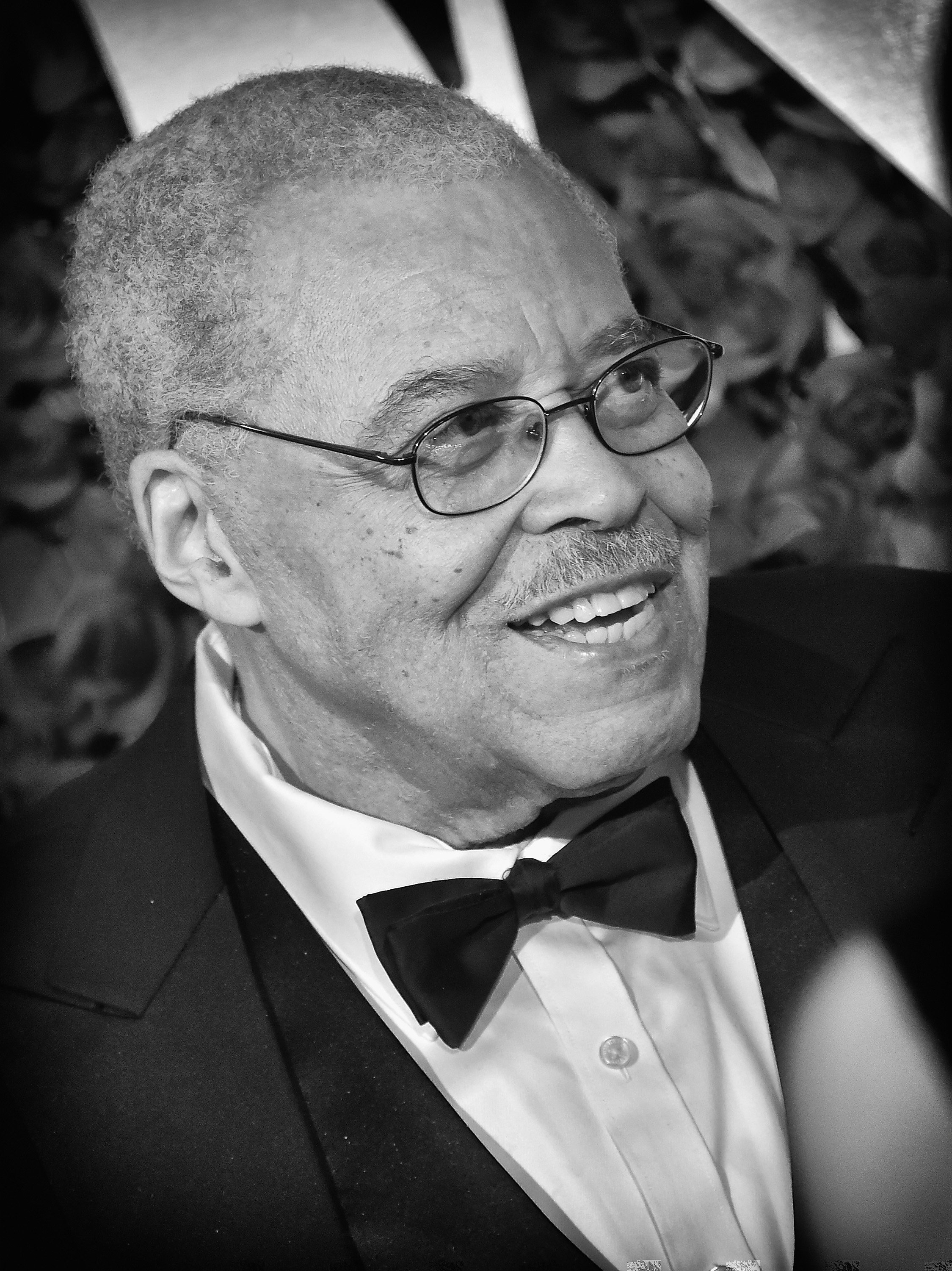 James Earl Jones at the 2016 Tony Awards in New York City on June 12, 2016.   Photo: Getty Images