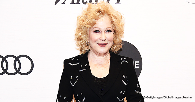 Bette Midler and Her Gorgeous Lookalike Daughter Steal the Spotlight at Marc Jacobs' Wedding