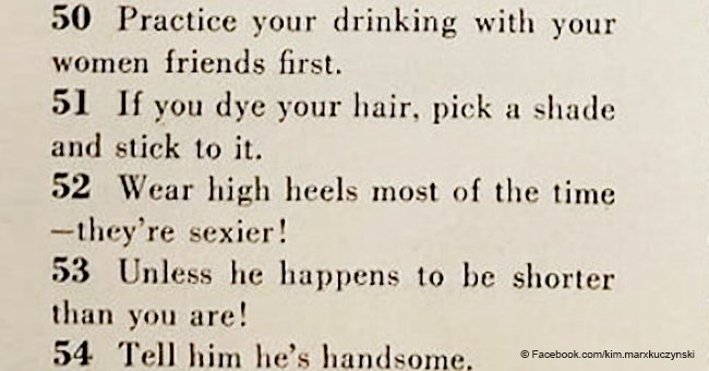 1958 cringeworthy dating article tips remind you how to get a husband