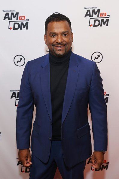 "Alfonso Ribeiro visits BuzzFeed's ""AM To DM"" on November 14, 2019 